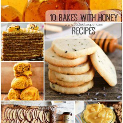 10 Bakes with Honey Recipes