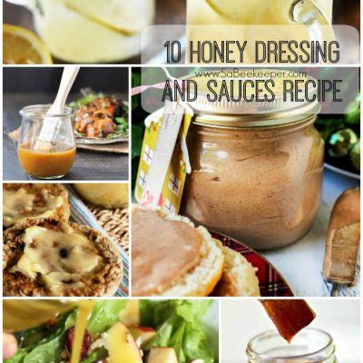 10 Honey Dressing and Sauces Recipe