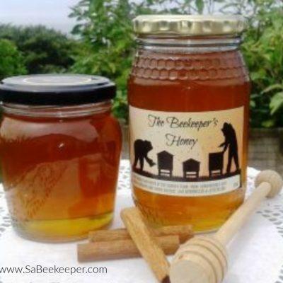 Honey and Cinnamon Recipe