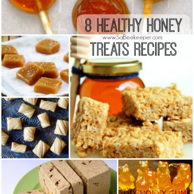 8 Healthy Honey Treats Recipes