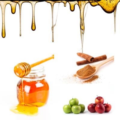 Honey Apple Cider Vinegar Drink.