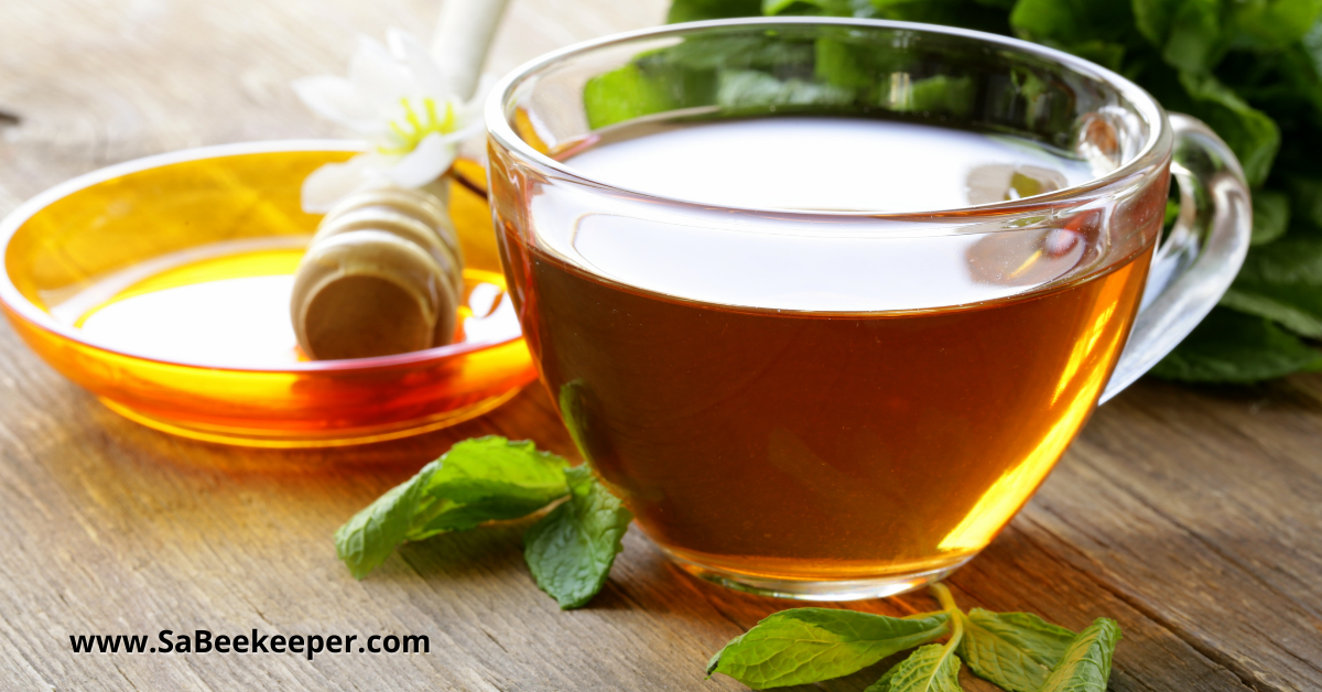 pure healthy organic honey for lime juice and a fantastic remedy